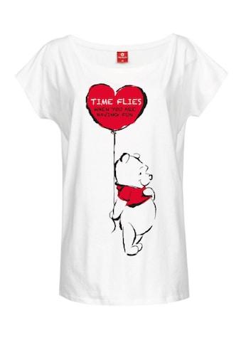 Disney T-Shirt »Winnie the Pooh Time Flies« kaufen