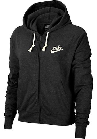 Nike Sportswear Kapuzensweatjacke »Gym Vintage Women's Full - Zip Hoodie« kaufen