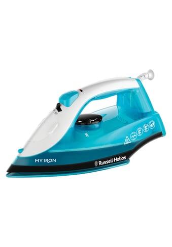 Dampfbügeleisen, Russell Hobbs, »My Iron 25580 - 56 Blau Weiss« kaufen