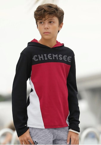 Chiemsee Langarmshirt »Interlockshirt«,mehrfarbig kaufen
