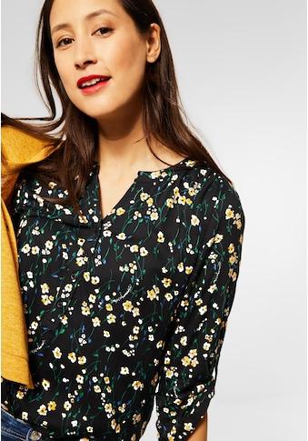 STREET ONE Klassische Bluse, aus softer Viskose kaufen