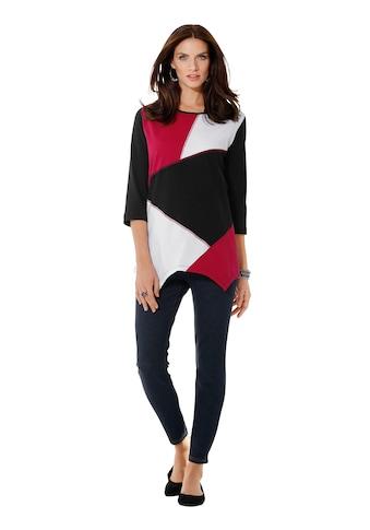 Classic Basics Shirttunika mit asymmetrischem Saum kaufen