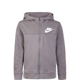 Nike Sweatjacke »Advance 15«, Gerippte Ärmelbündchen und