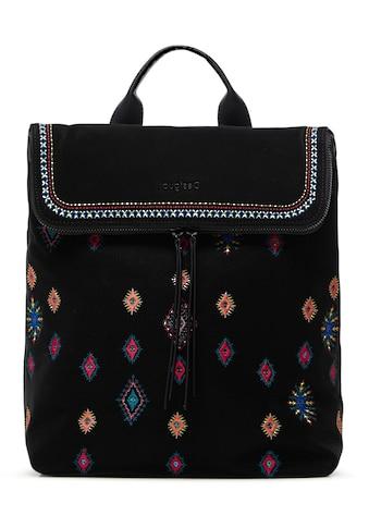 Desigual Cityrucksack »JULY TRIBU NERANO«, mit modischen Muster kaufen