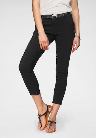 HaILY'S 7/8-Hose, inklusive Gürtel kaufen