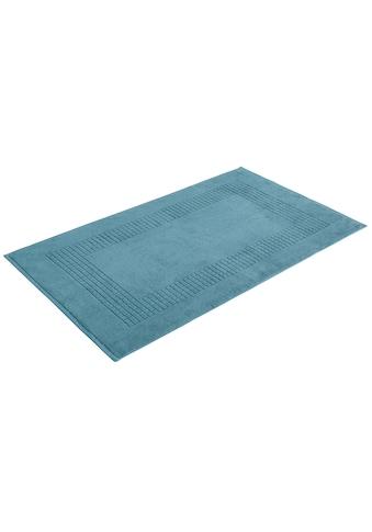 GOODproduct Badematte »Neele«, Höhe 4 mm, beidseitig nutzbar, 2er Set kaufen