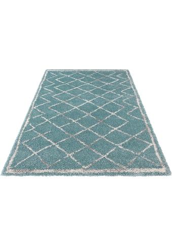 MINT RUGS Hochflor-Teppich »Loft«, rechteckig, 35 mm Höhe, Wohnzimmer kaufen