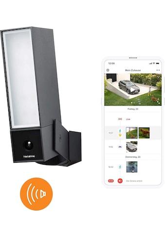 Netatmo Überwachungskamera »Smarte Aussenkamera mit Alarmsirene«, Aussenbereich, (1) kaufen