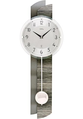 AMS Funk-Pendelwanduhr »F5323« kaufen