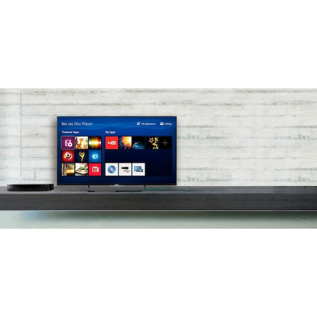 Sony »BDP-S1700« Blu-ray-Player (Full HD)