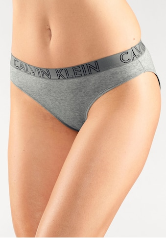 Calvin Klein Bikinislip »ULTIMATE COTTON«, mit Logobündchen kaufen