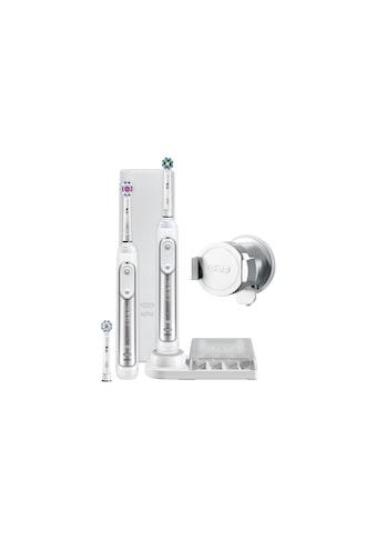 Rotationszahnbürste, Oral - B, »Genius 8900 Duo« kaufen