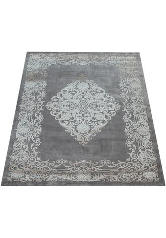 Teppich, »Theresa 020«, Paco Home, rechteckig, Höhe 16 mm, maschinell gewebt kaufen