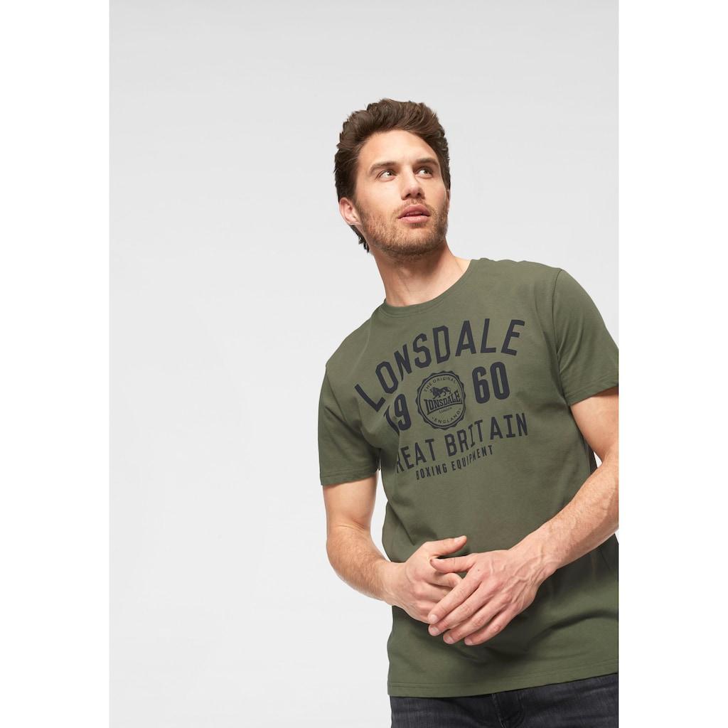 Lonsdale T-Shirt »BANGOR«