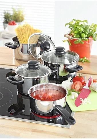 Elo  -  Meine Küche Topf - Set »Juwel« (Set, 7 - tlg.) kaufen