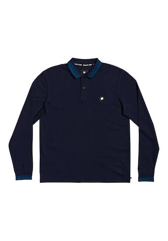 DC Shoes Langarm - Poloshirt »Stoonbrooke« kaufen