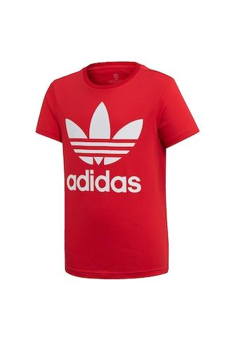 adidas Originals T-Shirt »TREFOIL«, Unisex kaufen