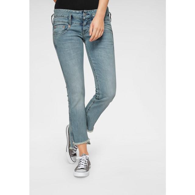 Herrlicher 7/8-Jeans »PITCH CROPPED«