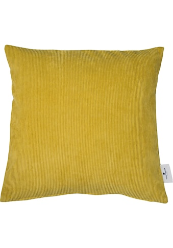 TOM TAILOR Kissenhülle »Casual Cord«, (1 St.), mit Cord Struktur kaufen
