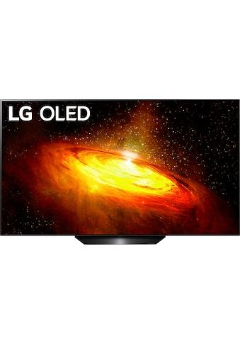 "LG OLED-Fernseher »OLED55BX9LB«, 139 cm/55 "", 4K Ultra HD, Smart-TV, Twin... kaufen"