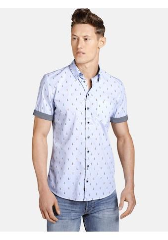 SHIRTMASTER Kurzarmhemd »thewanderer« kaufen