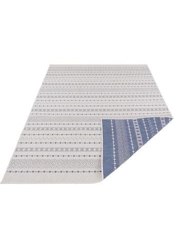 freundin Home Collection Teppich »Lily«, rechteckig, 5 mm Höhe, In- und Outdoor... kaufen