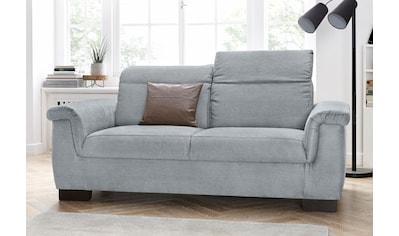 DOMO collection 2-Sitzer, wahlweise mit Rückenverstellung kaufen