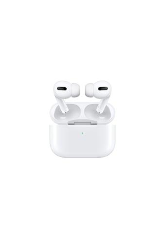 Apple wireless In-Ear-Kopfhörer »AirPods Pro Weiss« kaufen