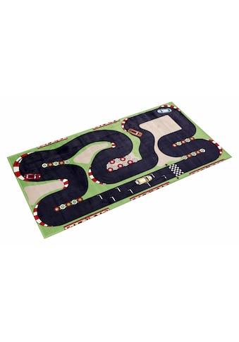 Kinderteppich, »Lovely Kids 407«, Böing Carpet, rechteckig, Höhe 6 mm, gedruckt kaufen