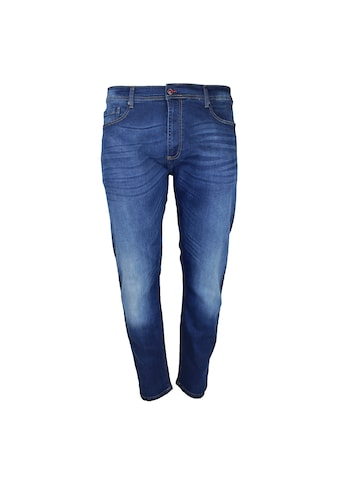 Duke Clothing Stretch - Jeans »Herren Ambrose, King Size, Tapered Fit« kaufen