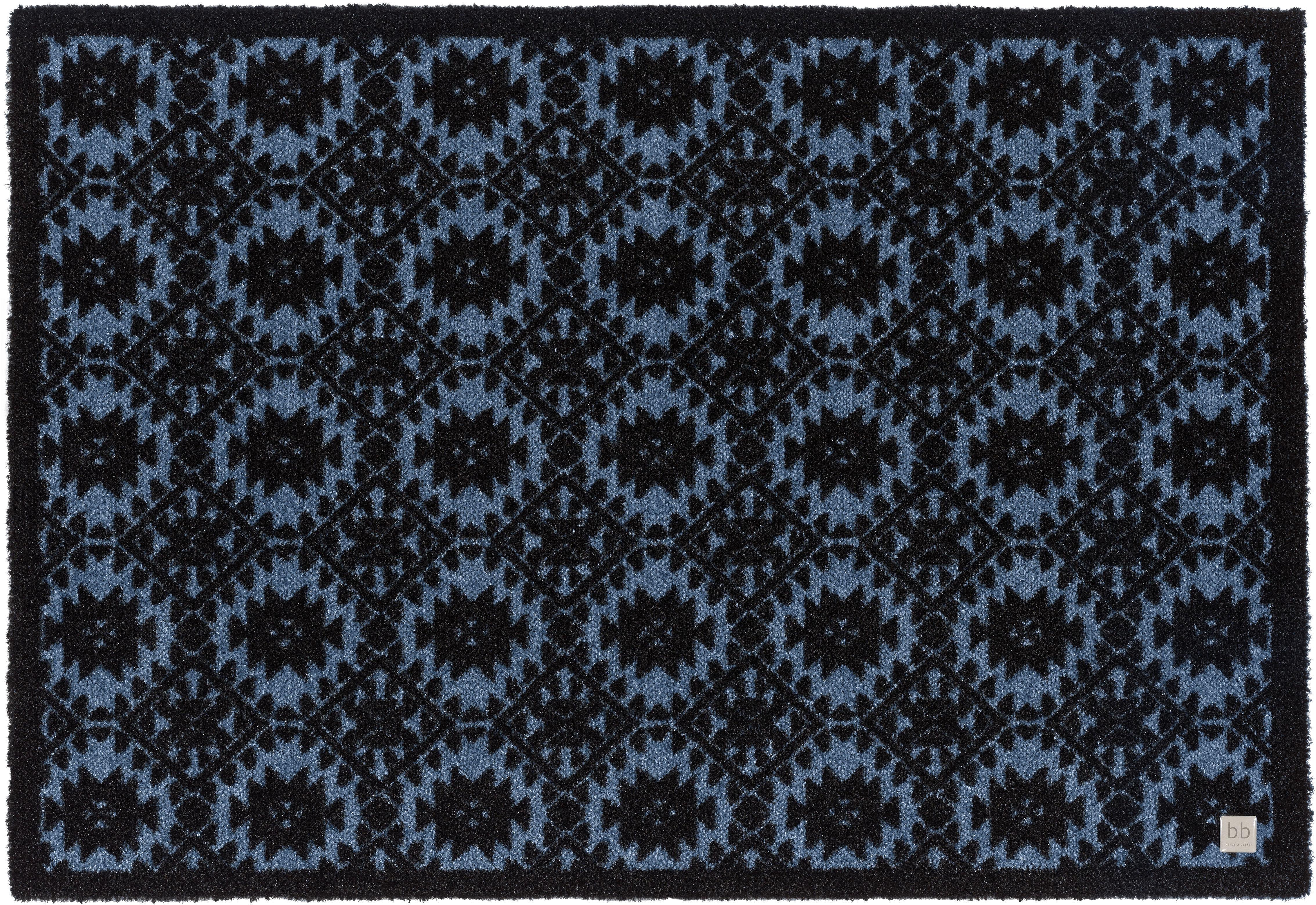 Image of Barbara Becker Fussmatte »Spirit BB«, rechteckig, 10 mm Höhe, Schmutzfangmatte, In- und Outdoor geeignet, waschbar