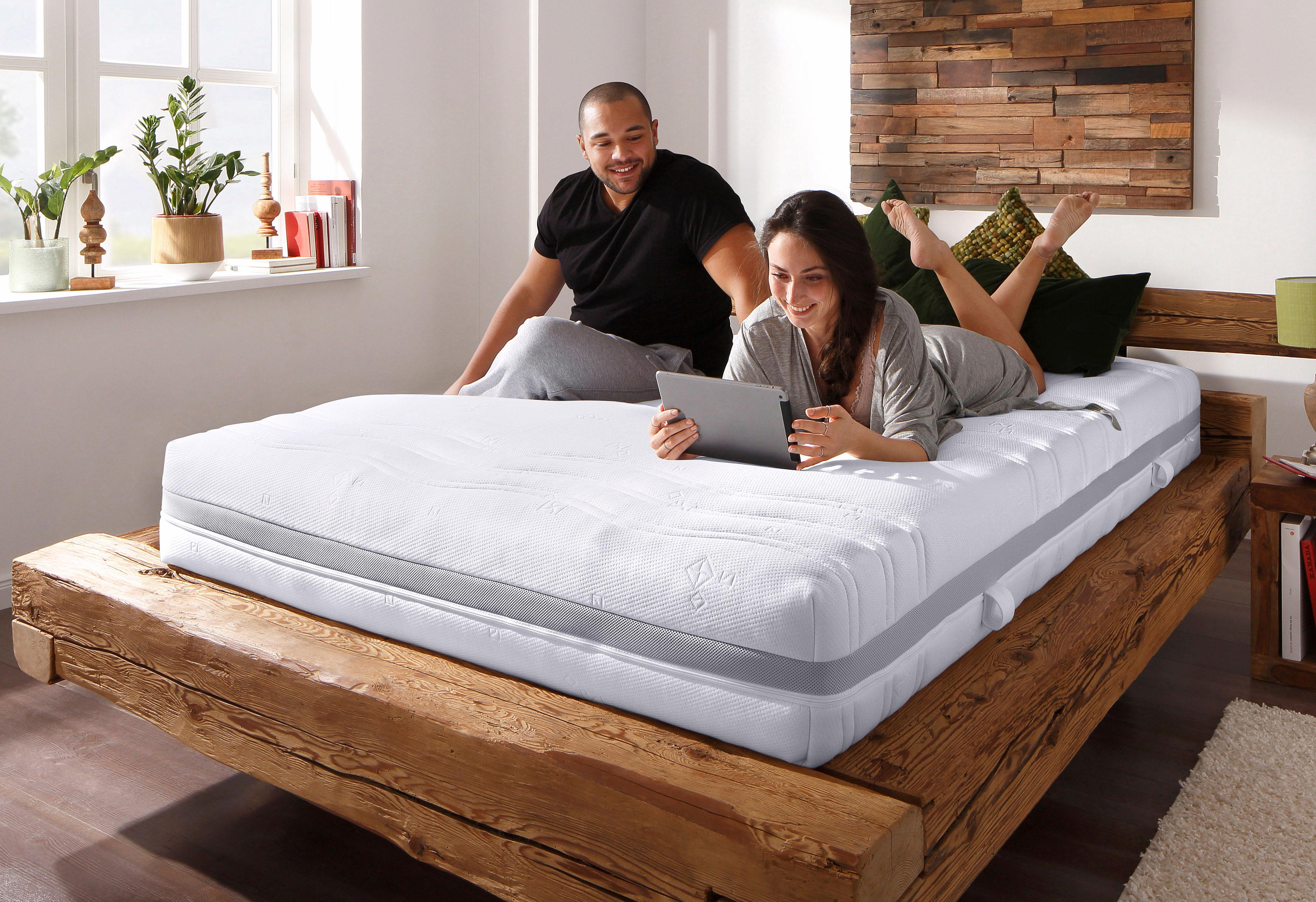 Image of BeCo EXCLUSIV Kaltschaummatratze »Perfect Comfort fo Me«, 25 cm cm hoch, Raumgewicht: 40 kg/m³, (1 St.), Luxus: fester Liegekomfort & langlebig
