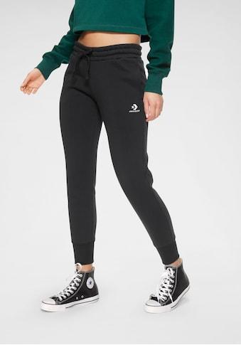 Converse Jogginghose »WOMENS EMBROIDERED STAR CHEVRON PANT BB« kaufen