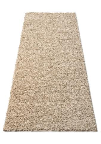 Home affaire Hochflor-Läufer »Shaggy 30«, rechteckig, 30 mm Höhe, gewebt kaufen