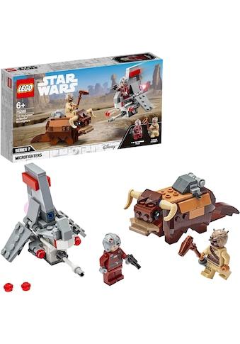 "LEGO® Konstruktionsspielsteine ""T - 16 Skyhopper™ vs Bantha™ Microfighters (75265), LEGO® Star Wars™"", Kunststoff, (198 - tlg.) kaufen"