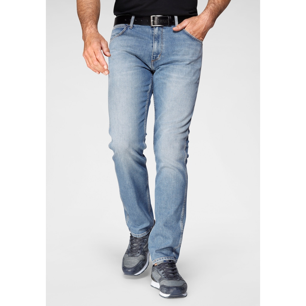 Wrangler Stretch-Jeans »Greensboro«, Regular Straight