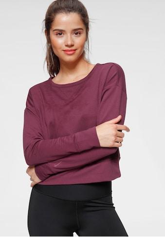 Nike Yogashirt »Nike Women's Long - Sleeve Yoga Train« kaufen