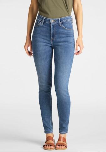 Lee® Skinny-fit-Jeans »Scarlett high«, mit hoher Taille kaufen