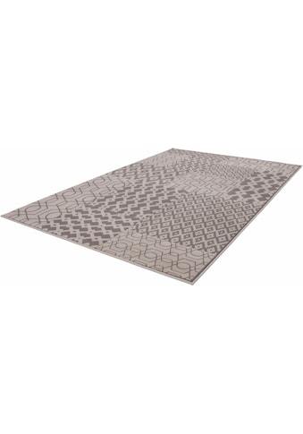 Kayoom Teppich »Lina 300«, rechteckig, 10 mm Höhe, Wohnzimmer kaufen