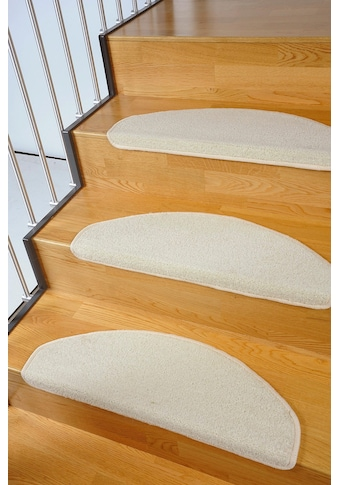 Stufenmatte, »Burbon«, Living Line, stufenförmig, Höhe 10 mm, maschinell getuftet kaufen
