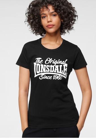 Lonsdale T-Shirt »BIRDGEMERE« kaufen