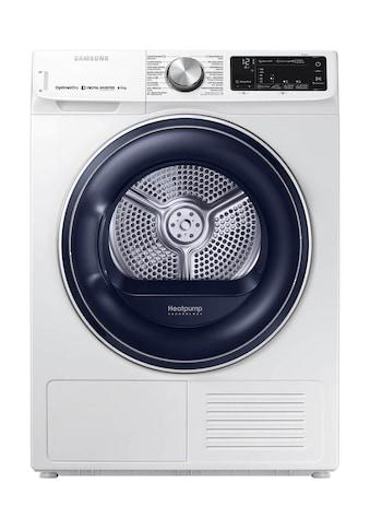 Wäschetrockner DV6000, 8kg, A+++ Wärmepumpe, Crystal Blue, Samsung, »DV80N62532W« kaufen