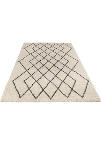 Teppich, »Touch«, MINT RUGS, rechteckig, Höhe 35 mm, maschinell gewebt kaufen