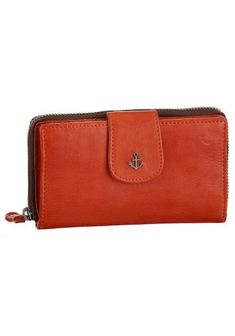 HARBOUR 2nd Geldbörse »B3-0646 sp-kl-Linn«, aus griffigem Leder mit typischen... kaufen
