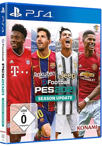 PES 2021 PlayStation 4 kaufen