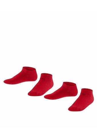 Esprit Sneakersocken »Foot Logo 2-Pack«, (2 Paar), aus weichem Baumwollmix kaufen