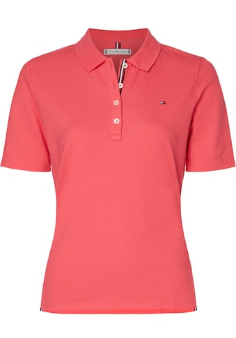 TOMMY HILFIGER Poloshirt »TH ESSENTIAL REG POLO SS« kaufen