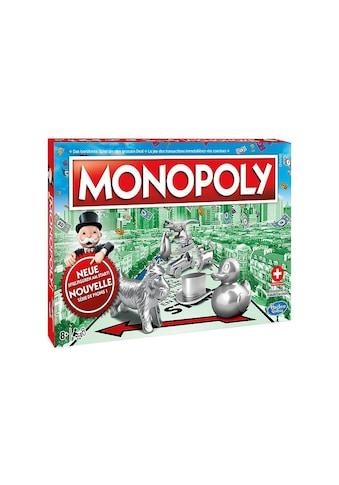 Hasbro Spiel »Monopoly Classic CH - Neue Edition« kaufen
