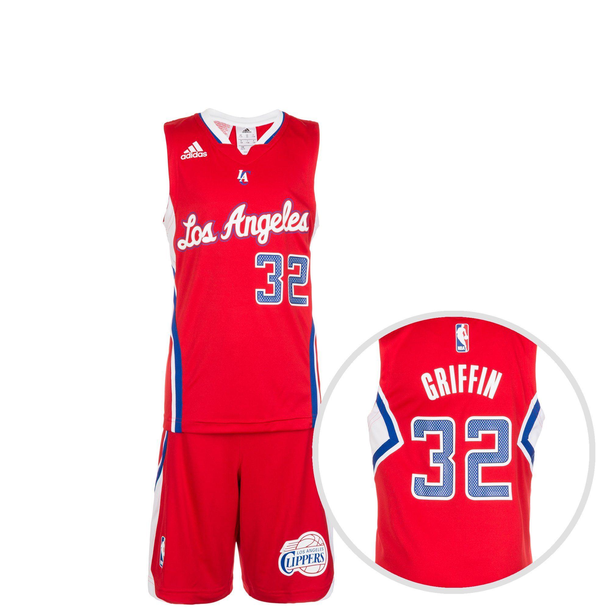 Image of adidas Performance Set: Los Angeles Clippers Minikit Kinder