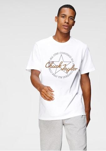 Converse T-Shirt »REMIX CHUCK TAILOR« kaufen